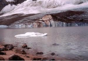 17 Rock Glacier