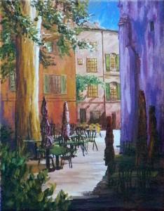 2010 08 31 Avignon 11x14