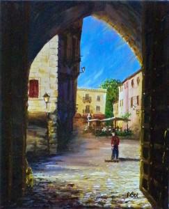 2010 08 31 Carcassonne 11x14