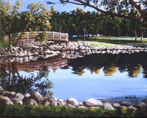 2012 01 07 Henderson Lake Park 11x14s