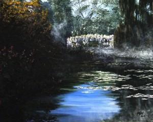 2013 10 19 Monet's Garden (16x20) small