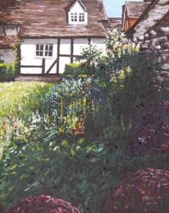 2014 01 31 Lantern Cottage, Bidford on Avon 11x14s