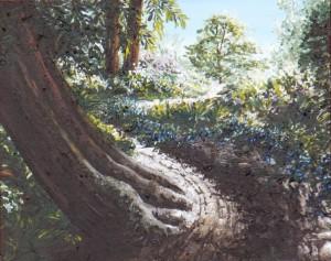2014 02 09 Hidcote Garden 11x14s
