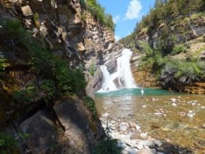 15 Cameron Falls