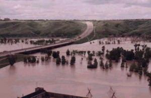 15 flood lethrbidge