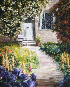 2011 07 12 Sissinghurst Castle Garden 16x20s