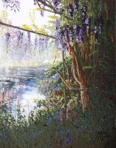 2013 12 20 Monet's Garden 3 11x14 small