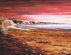2015 11 14 Mavilette Beach 11x14s
